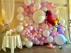 バルーンアート パーティ装飾 周年祝い 開店祝い ウエディング スタンド KOO-DOO クードゥー