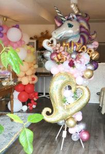 バルーンアート 周年祝い 開店祝い パーティ装飾 ウエディング 装飾 スタンド KOO-DOO クードゥー